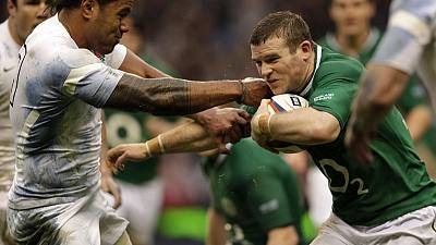 Ireland must frustrate the hell out of All Blacks, says D'Arcy