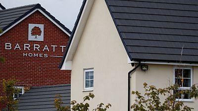 Sales disappoint at UK homebuilder Barratt