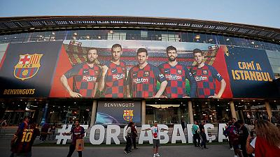 La Liga asks for Clasico to be moved to Madrid due to protests