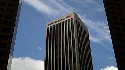 Bank of America profit falls on $2 bln impairment charge