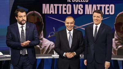 Franceschini, sfida non è Renzi-Salvini