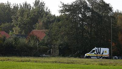 Dutch police question man over farmhouse where isolated family found