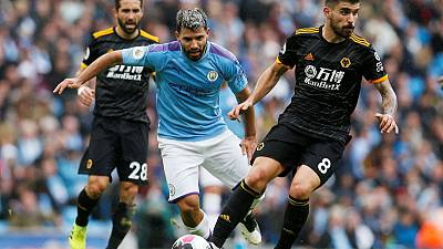 Manchester City's Aguero unhurt after car crash - report
