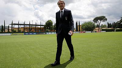 Mancini's Italy emerge from the darkness to begin record-breaking new era