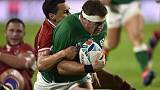 Ireland call up hooker Herring to replace injured Cronin - report