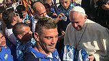 Pugilato: Italia e Argentina dal Papa