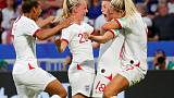 England women set for record crowd at Wembley