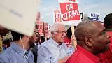 Timeline - GM reaches tentative labour deal with UAW union to end strike