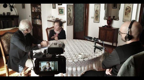 Anpi,Lerner intervista partigiani Ancona