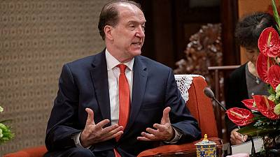 World Bank likely to cut global growth forecasts again - Malpass