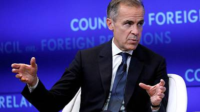 Bank of England can fight a new slowdown, but fiscal policy has role too - Carney