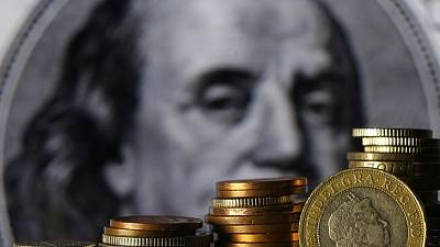 Dollar, pound tread water; Aussie bolstered by jobs report