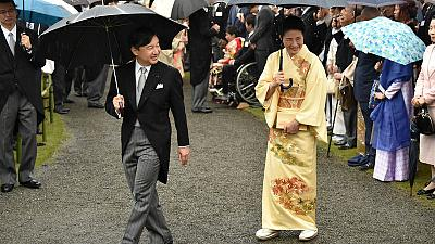 Japan considers postponing new emperor's parade due to typhoon damage - NHK