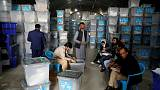 Afghanistan to miss October 19 deadline for presidential poll results - sources