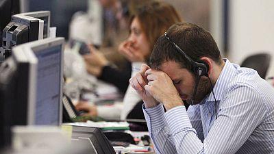 British mid-caps trip as Brexit mood sours, Grafton slumps