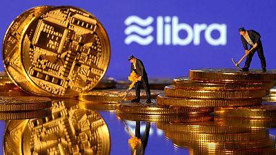 No plans to ban Facebook's Libra: ECB's Coeure says