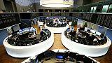 European shares hit by Brexit deal doubts; Ericsson jumps