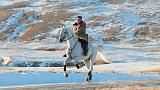 The North Korean history behind Kim Jong Un's mountain horse ride