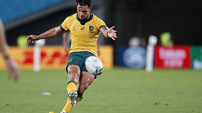 Ford? Great player but never buys a beer - Toomua