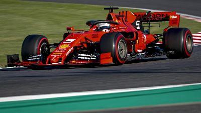 Mugello: finali mondiali Ferrari con F1