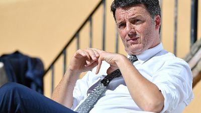 Diffamazione, 'archiviazione per Renzi'