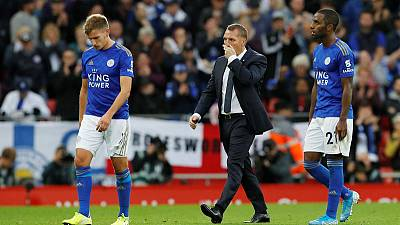 Leicester boss Rodgers defends Maddison over casino visit
