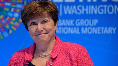 IMF will stand by Argentina during crisis - Georgieva