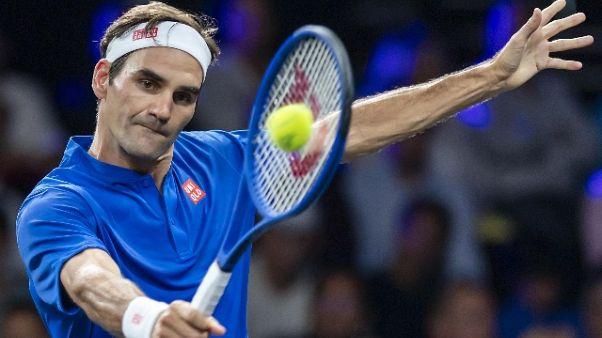 Federer, nel 2020 gioco al Roland Garros