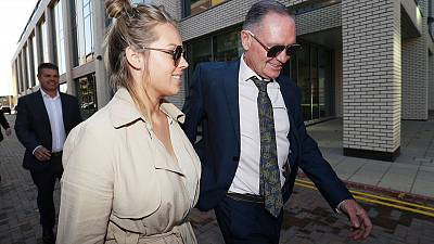 Gascoigne cleared of sexual assault charge
