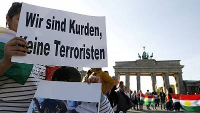 Turkey's operation in northern Syria splits Germany's migrant communities