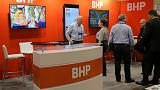 BHP's London AGM rejects call to quit 'pro-coal' associations