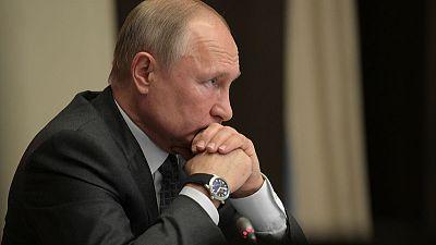 Russia's Putin revokes Geneva convention protocol on war crimes victims