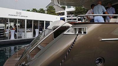 Yacht maker Ferretti's cancellation caps dismal European IPO season