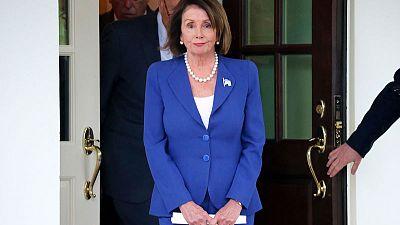 Pelosi: getting closer to U.S., Mexico,Canada trade deal every day