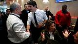 Canada's Trudeau should resign if he fails to win the most seats - Conservative leader