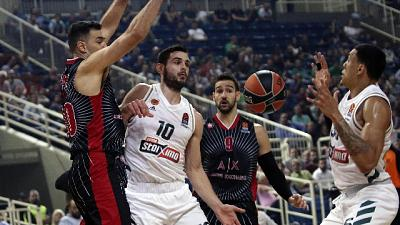 Eurolega, Panathinaikos-Milano 78-79