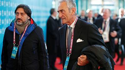 Italy must act against racism in stadiums, says Federation chief