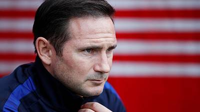 Chelsea's Lampard sees no need for more European games