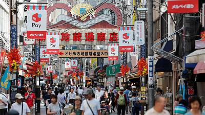 IMF says Japan can ramp up fiscal stimulus if tax hike sinks growth