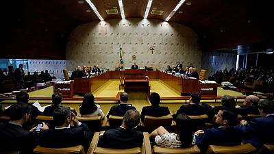 Brazil Supreme Court ruling could free corruption convicts, including Lula