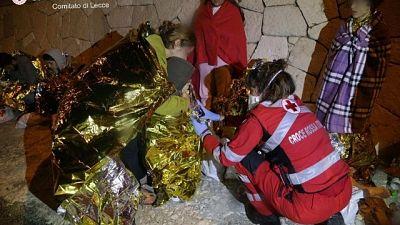 2 sbarchi in Salento, giunti 81 migranti
