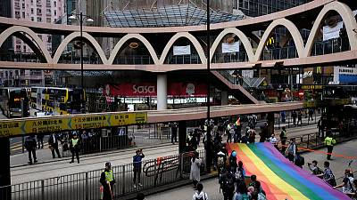 Hong Kong court rules against same-sex civil partnerships