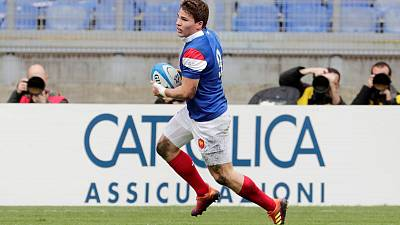 French duo Dupont and Penaud fit to face Wales