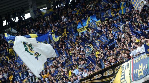 Calcio: 26 tifosi Foggia denunciati
