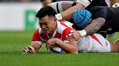 Japan's quarter-final against South Africa a culmination of five-year journey
