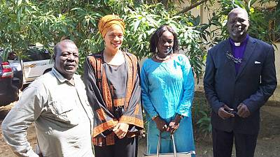 Chadian Faith Leaders welcome Chargé Davis Ba