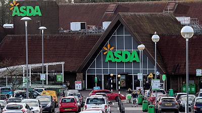 Walmart's Asda agrees $4.9 billion Rothesay Life pension deal