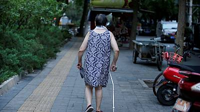China seeks to boost certified elderly caregivers by two million