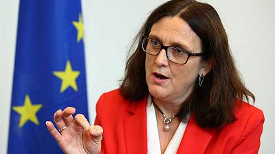 EU will hit U.S. in time with tariffs over Boeing - Malmstrom