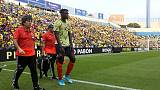 Atalanta coach furious after leading scorer injured in Colombia friendly